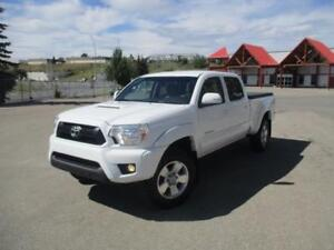 2012 Toyota Tacoma TRD Crew Cab Financing & Warranty