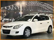 2010 Hyundai i30 FD MY11 SX White 4 Speed Automatic Wagon Prospect Blacktown Area Preview
