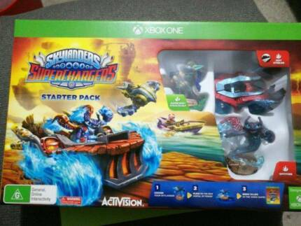 Skylanders SuperChargers Starter Pack for Xbox One NEW Sealed $15