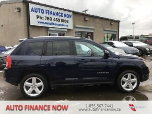2013 Jeep Compass Limited 4x4 LEATHER REDUCED BUY HERE PAY HERE