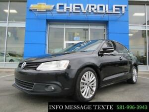 2012 Volkswagen Berline Jetta Highline