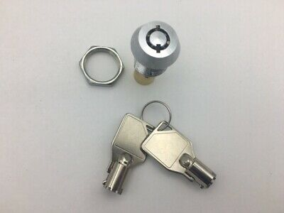 Beaver Lock 2 Keys For Gumballcandy Bulk Vending Machine - High Security