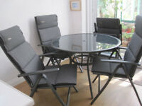 Hartman 5 piece patio set