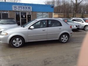 2004 Chevrolet Optra 5 LS Fully  Certified!