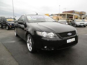 2009 Ford Falcon FG R6 Ute Super Cab Silhouette 4 Speed Sports Automatic Utility Heatherton Kingston Area Preview