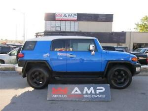 2007 Toyota FJ Cruiser 4x4 4.0L AUTOMATIC MUGS NO RUST!!! CLEAN!