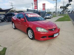 2006 Honda Integra 2005 Upgrade Luxury 5 Speed Manual Coupe Cairnlea Brimbank Area Preview