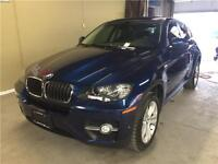 2012 BMW X6 - CERTIFIED - LOADED - GORGEOUS VEHICLE - RUNS SOLID