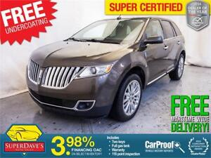 2011 Lincoln MKX 7 Seats *Warranty*  $216.26 Bi-Weekly OAC
