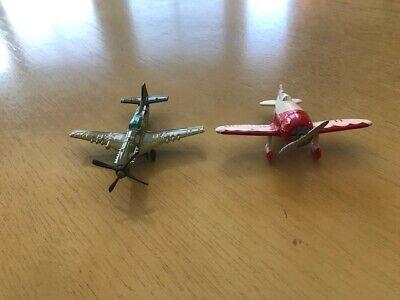 Matchbox/Maisto Airplanes