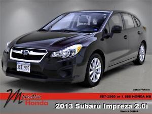 2013 Subaru Impreza 2.0i Touring Package