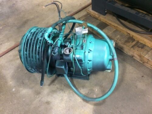 10 HP Sullair ES-6 rotary screw air compressor