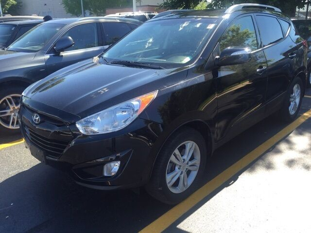 Imagen 1 de Hyundai Tucson black