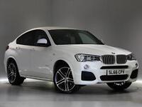 2016 BMW X4 DIESEL ESTATE