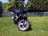 scooter bws'r 1997 1000$ négociable