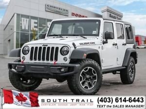 '15 Jeep Wrangler Unlimited Rubicon - Heated Seats - $239 BW