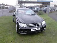 Mercedes Clk 220 Cdi Sport Coupe