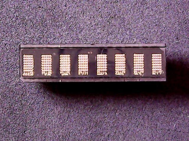 PDSP1884 - Siemens / Osram 8 Digit LED Display - High Eff. Green