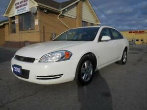 2008 CHEVROLET Impala LS 3.5L V6 Certified ONLY 95,000KMs