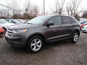 2015 Ford Edge 3.5 V6 Push Button Start Only 52,000 kms
