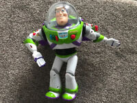Buzz Lightyear Talking 12'' Action Figure, Toy Story (Worth £30)