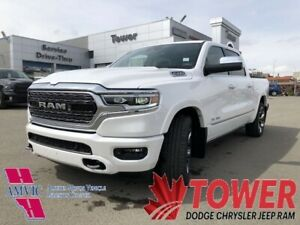 2019 Ram 1500 Limited - FULLY LOADED