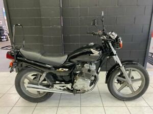2000 Honda CB250 Bowen Hills Brisbane North East Preview