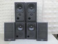 Mission M760i Stereo Speakers - Heathrow