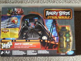 ANGRY BIRDS STAR WARS Jenga, Darth Vader Game