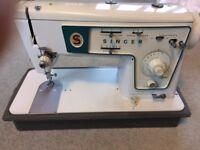 Singer Stylist sewing machine model 466