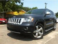 2012 Jeep Grand Cherokee Limited Every possible option.