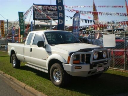 2002 Ford F250 RM XLT (4x4) 4 Speed Automatic Winnellie Darwin City Preview
