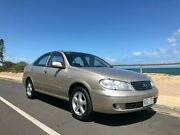 2005 Nissan Pulsar N16 MY2004 ST-L Gold 5 Speed Manual Sedan Christies Beach Morphett Vale Area Preview