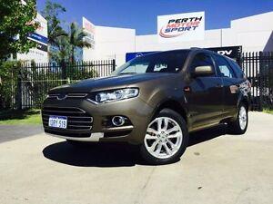 2011 Ford Territory SZ TS (4x4) Havana 6 Speed Automatic Wagon Beckenham Gosnells Area Preview