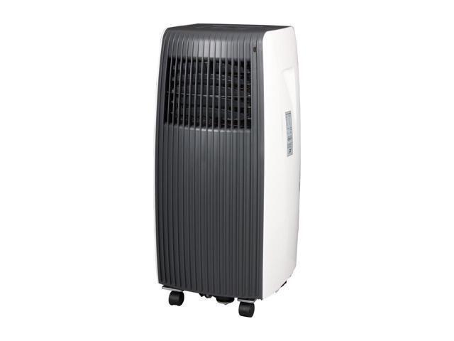 SPT 8,000 BTU Portable Air Conditioner Dark Gray/White WA-8070E