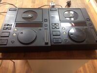Pioneer cdj 500 mk2, Pair in working order