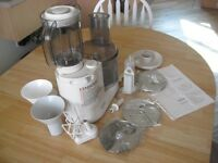 KENWOOD CHEF GOURMET FOOD MIXER FP505