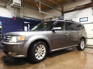 2009 Ford Flex SEL AWD Huge DVD Player