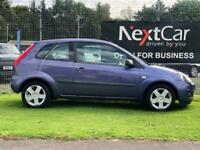 Ford Fiesta 1.4 Zetec Climate Edition Ideal First Car....Very Low Miles!
