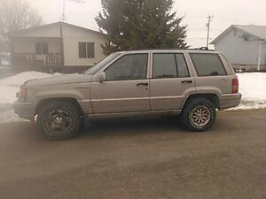 1994 Jeep Grand Cherokee Limited Hatchback