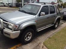 2003 Toyota Hilux Ute Minyama Maroochydore Area Preview