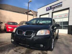 Finance available ! safetied 2007 pontiac wave