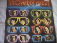 Vinyl LP Showaddy Waddy – Bright Light Arista SPART 1142 Stereo 1980