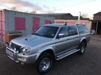 Mitsubishi l200 WARRIORS 2003