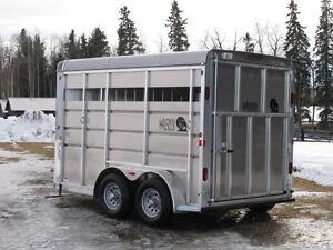 2016 2 Horse Trailer Prince George British Columbia image 2