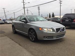 2011 Volvo S80 T6AWD,Only 42kms,1owner,Sunroof,Carproof!