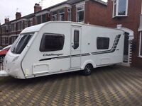 2010 Swift Challenger 570 single axle 4 berth. One owner from new Seperate End shower and washroom