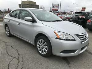 2014 Nissan Sentra *42,000KM* BLUETOOTH CRUISE AUTOMATIQUE