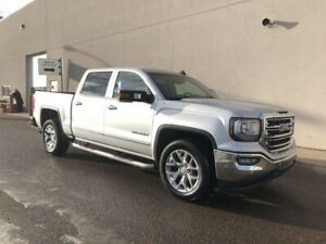 "2018 GMC Sierra 1500 SLT-BOXLINER HEATED LEATHER SEATS 20"" RIMS"