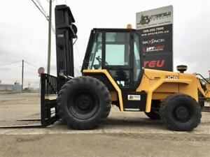 2013 JCB 950 10,000lb capacity Forklift